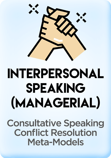 Interpersonal Speaking (Managerial)