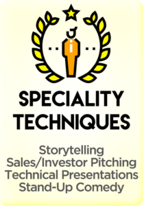 Speciality Techniques