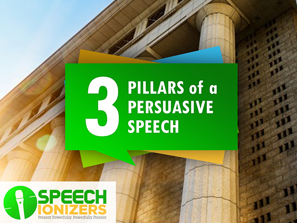 Pillars of Persuasive Speech