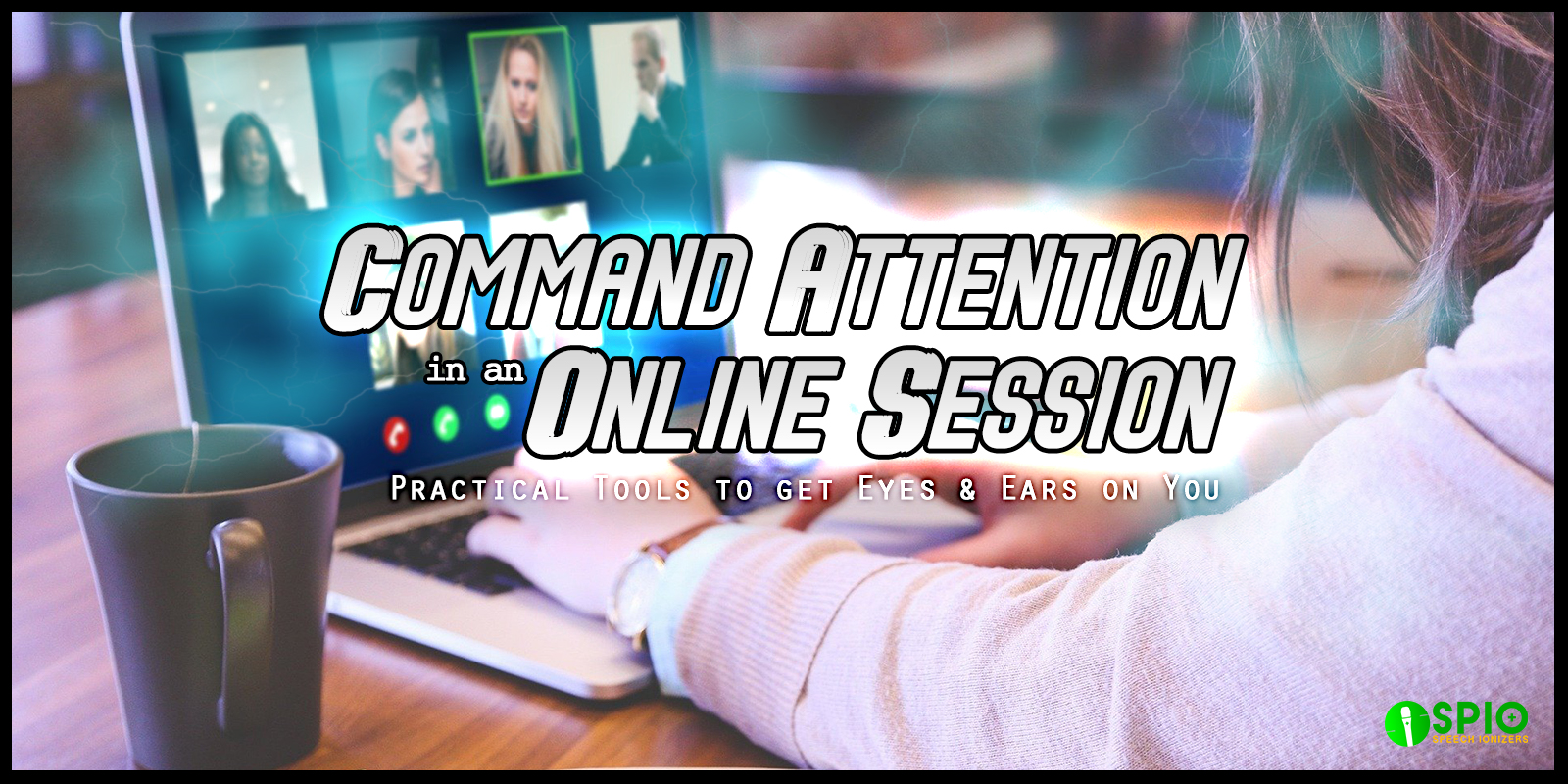 Command Attention in an Online Session